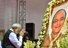 'Miss his presence': PM remembers Jaitley