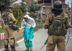Nearly 4,000 arrested in Kashmir since Aug 5: Report