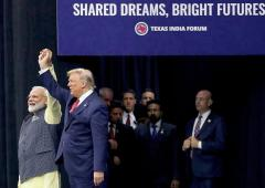 Howdy Modi: 'Each man had purely political goals'
