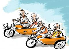 Why Modi-Shah must thank Advani-Vajpayee