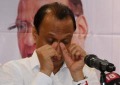'This was expected': Congress on NCP betrayal