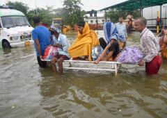 UP worst hit as rain claims 42 lives in 4 states