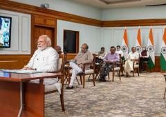 Does Modi have a coronavirus war room?