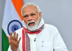Modi wants to be a war-time PM