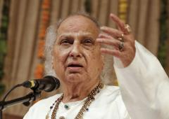 With Pandit Jasraj's passing, heaven has become richer