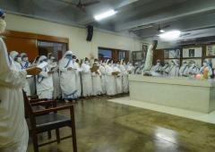 Special prayers on St Teresa's birth anniversary