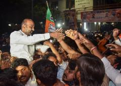 Why BJP won big in Hyderabad, and will win South too