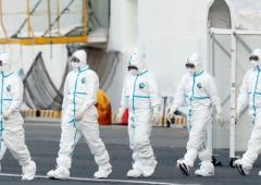 Coronavirus: Haas, McLaren team members quarantined