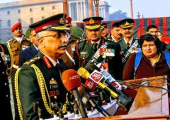Need more attention to China border: New Army Chief