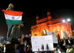 SEE: When protesters 'Occupied' Gateway of India
