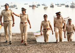 'Mumbai police has many honest officers'