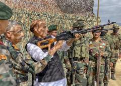 Ladakh: What the Raksha Mantri wants the army to do