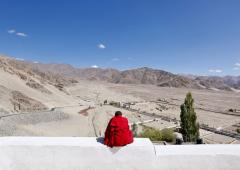 What provoked the Chinese in Ladakh