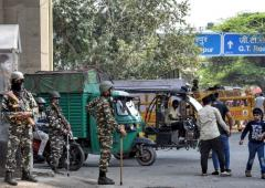 Situation peaceful but uneasy calm in riot-hit Delhi