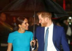 Harry-Meghan prepare for royal bow