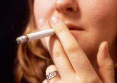 Smoking increases your coronavirus risk