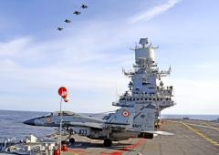 Why the Indian Navy isn't ready for war