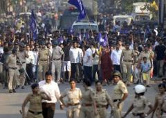 'Democracy in India is being killed very fast'