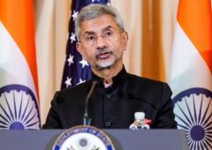If Jaishankar is correct, why doesn't he fix it?
