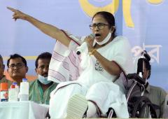 'We believe in only one leader: Mamata'
