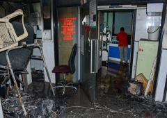 4 patients die in fire at hospital in Maha's Thane