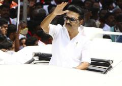 DMK goes for the kill in Stalin's Kolathur segment