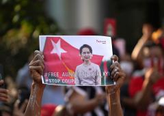 'Aung San Suu Kyi isn't a revolutionary'