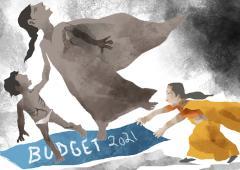 Budget ignores women and children