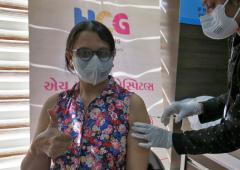 Olympic-bound athletes to get vaccine: Rijiju