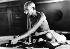 Remembering Gandhiji in critical times