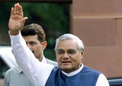 'Vajpayee brought BJP to pole position'