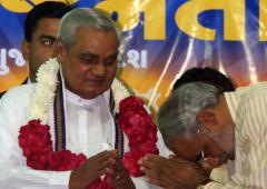 'Vajpayee placed India above BJP'