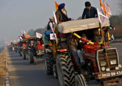 Why I quit BJP and joined tractor protest