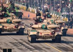 Jets, troops and floats: Pomp & power at R-Day parade