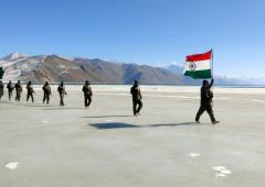 Ladakh Stand-off: 'It is a game of patience'