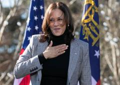 Will Kamala Harris wear a sari on Inauguration Day?