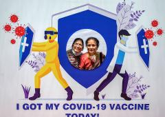 COVID-19: India records 18,711 new cases, 100 deaths