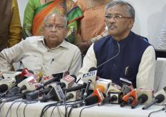 Why Trivendra Singh Rawat resigned