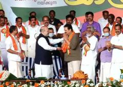 'It will take BJP 30 years to come to power in Kerala'