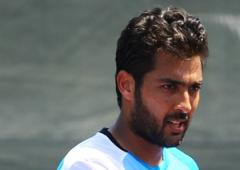 Pakistan's Qureshi slams ITF for moving Davis Cup tie