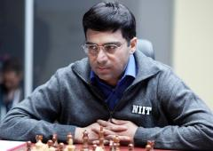 Anand loses to So at Tata Steel Masters