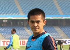 Chhetri on his unsuccessful stints at foreign clubs