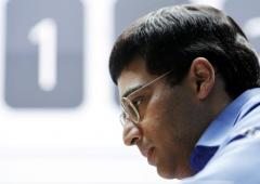 London Chess Classic: Anand draws with Caruana