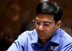Anand draws with Aronian in Sinquefield Chess