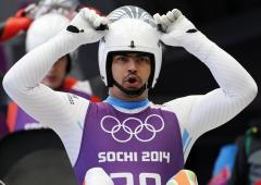 Luger Keshavan given twin role by national federation