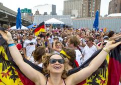Germany to allow soccer matches sans fans?