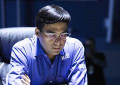 Candidates chess: Anand draws with Topalov; remains joint 3rd