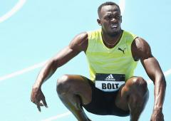 Bolt admits he considered coming out of retirement