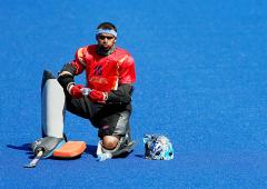 'Keeper Sreejesh returns for Commonwealth Games, Sardar dropped