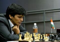 Shenzhen Masters: Harikrishna draws with Giri